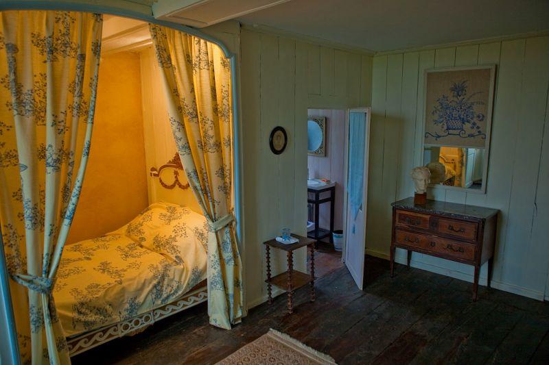 Chambre La Clarisse, chambre d'hôtes du manoir de Belle-Noë, Dol-de-bretagne