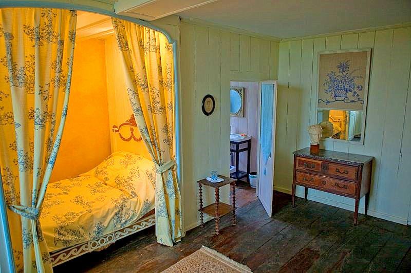Alcove Dans Une Chambre : Clarisse Chaussee