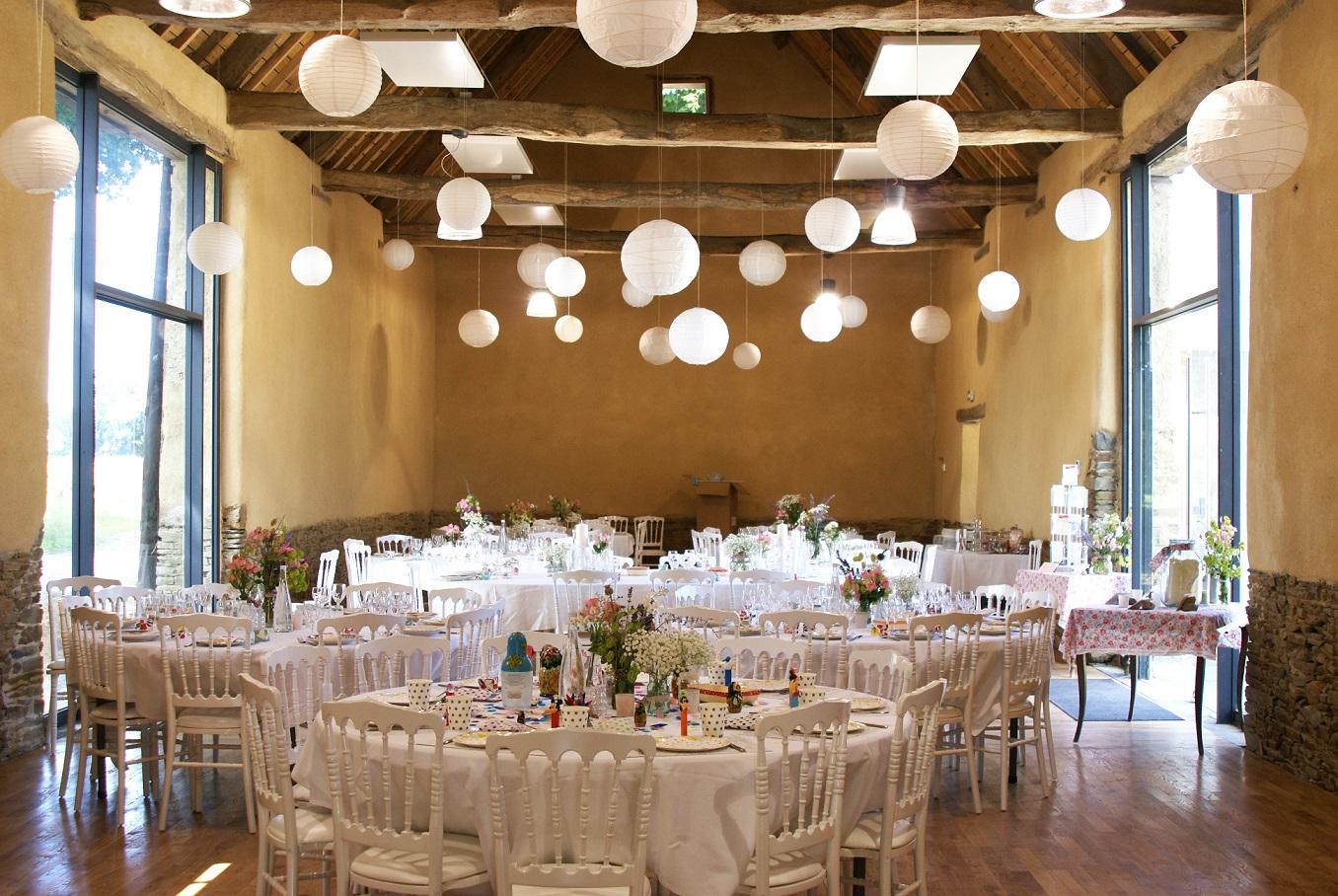 Salle de mariage à Dol-de-Bretagne